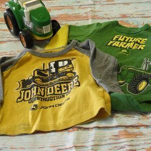 Size 6-9 Month John Deere Bundle